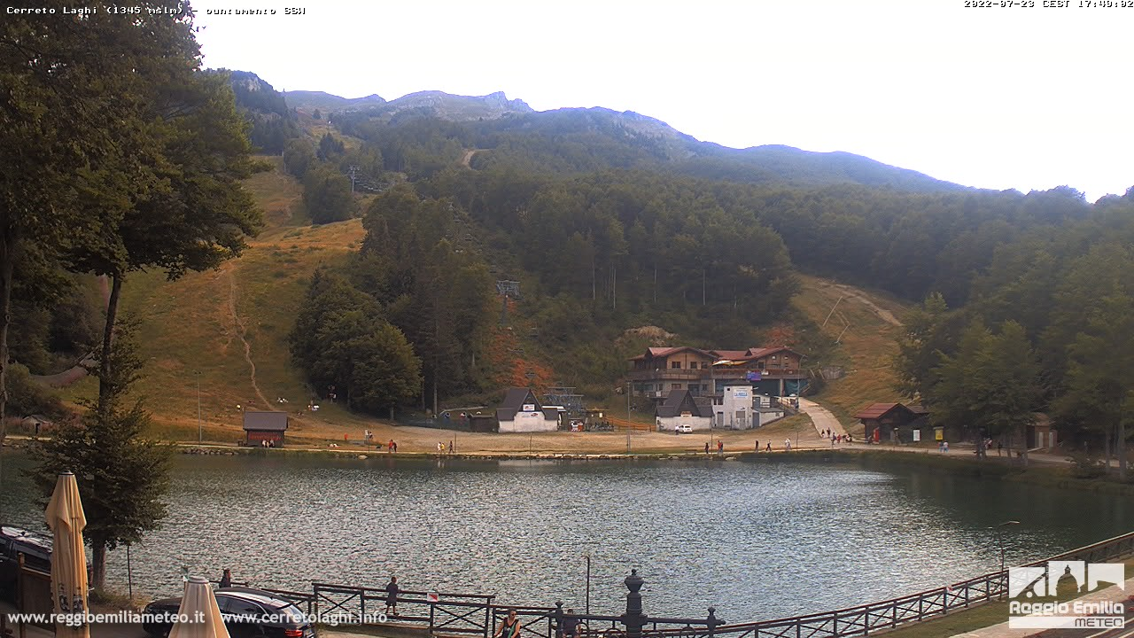Webcam: Cerreto Laghi (RE)